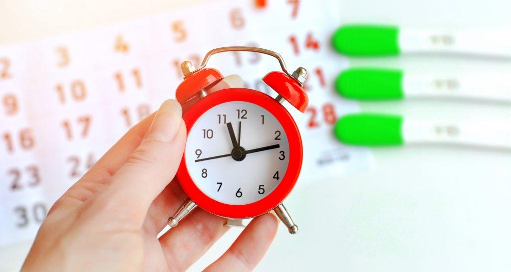 ovulação tardia: prevenção e planejamento