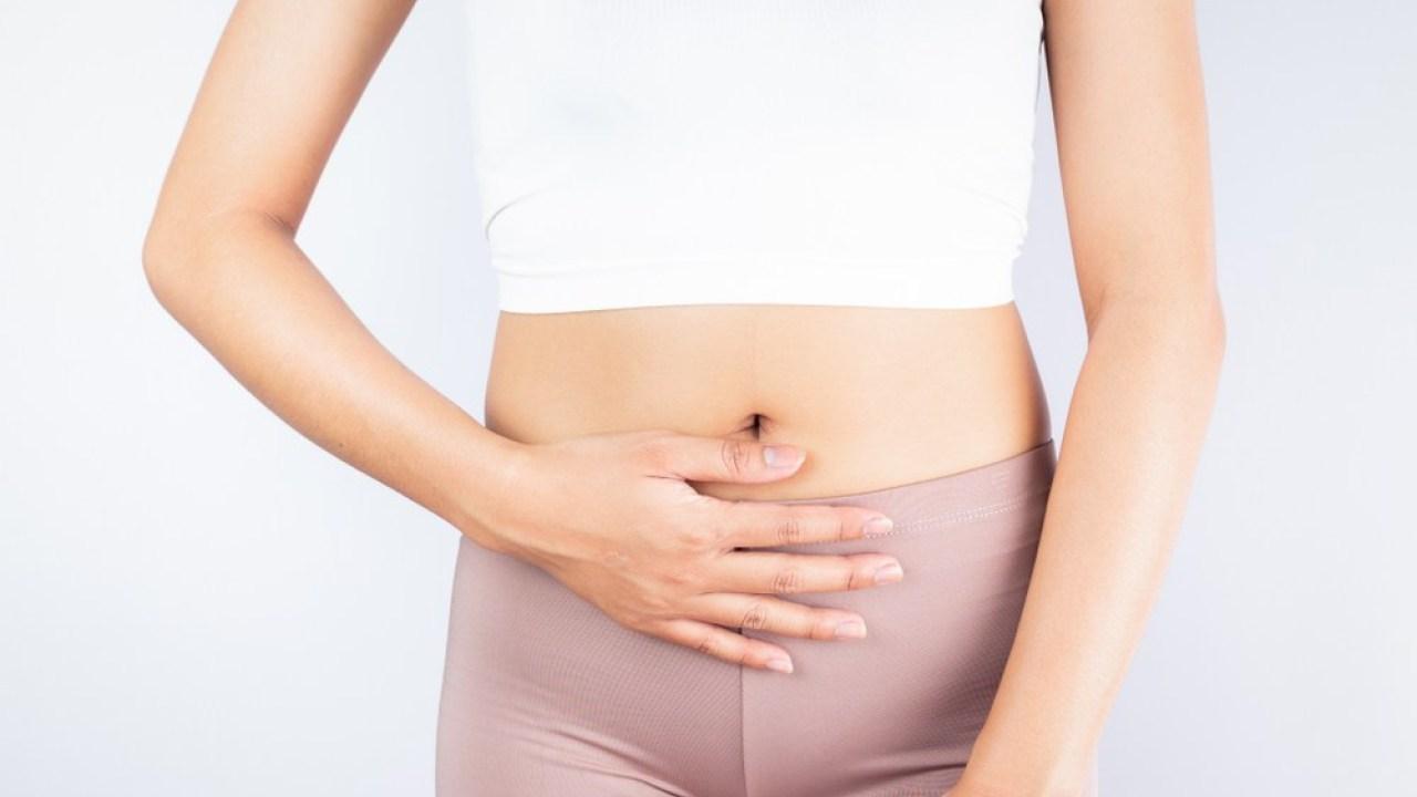 Os principais sintomas de miomas é o aumento do volume do abdômen